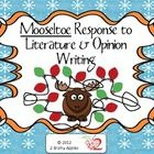 Our class LOVES the book Mooseltoe. We wanted to share our response to literature activity with you! And best of all, it's free!