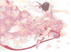 「桜」/「Mia」のイラスト [pixiv]