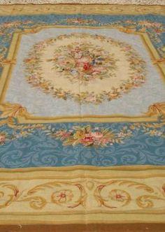 Lovely rug.