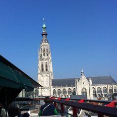 City Breda THE sun is shining