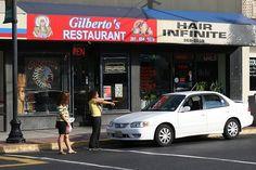 Gilberto's Restaurant, North Bergen, New Jersey North Bergen, Take Me Home, New Jersey, Places Ive Been, Restaurant, Memories, Food, Norte, Memoirs