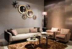 Bank Concorso I METROPOLE by BAAN Spring Collection, Couch, Heart, Wood, Modern, Furniture, Home Decor, Lounge Chairs, Madeira