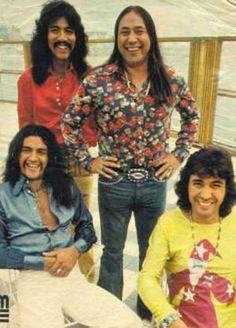 Tony, Butch, Lolly, Pat