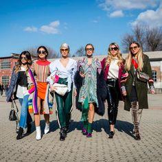 "423 Likes, 8 Comments - Walking Canucks (@walkingcanucks) on Instagram: ""Milan Fashion Week . #squadgoal . @carodaur @ninasuess @pamallier  @pamhetlinger  @camilacarril .…"""