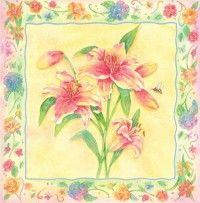 8-Lilies