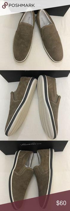 🛒🆕Men's Slip On Shoes 🛒🆕Kenneth Cole Reaction Slip on Shoes for Men. NIB            Size:11 Kenneth Cole Reaction Shoes Loafers & Slip-Ons