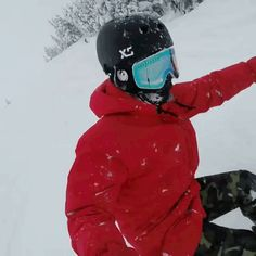 snowboarding is for me