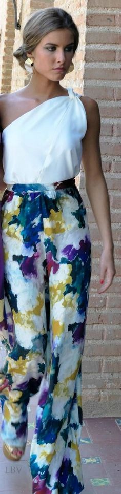 Floral fashion | LBV ♥✤
