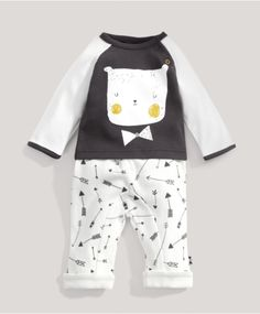 Boys 2 Piece Jersey Set