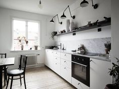 I wish I lived here: a cosy, moody home in Gothenburg