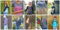 Nähpuls - DIY mit Herz und Hand: Freebook Shirt for me nun auch auf meinem Blog…
