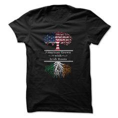 nice  American Grown with Irish Roots