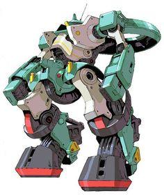 felix ip。蟻速畫行: Cool Robot Redesign by ウンコ太郎 Japanese Robot, Japanese Anime Series, Character Concept, Concept Art, Kraken, Futuristic Robot, Carapace, Cool Robots, Super Robot