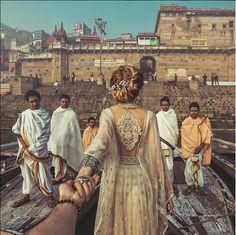 184. followme to... Varanasi, India