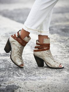 Freebird by Steven Eagle Heel Boot at Free People Clothing Boutique