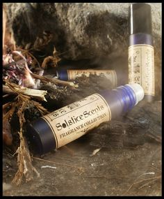 Smoky Mountain Mallow Perfume Oil Solstice Scents