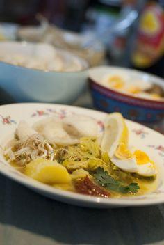 Soto Ayam: dé perfecte maaltijdsoep
