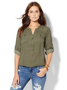Find your perfect size… Fall 2016, Accessories Shop, Soho, Stitch Fix, Polka Dots, Clothes For Women, Shirts, Shopping, Fashion