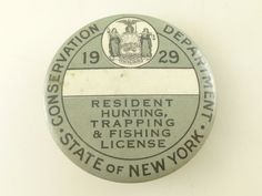 1000 images about vintage toys and collectibles on for Fishing license ny