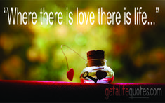 Inspirational quotes about love and life long distance