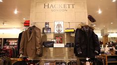 Cilplan at Hacketts Retail Solutions, London, London England