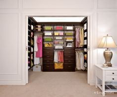 We are New Jersey's custom closet and storage solution company. Full-Service design & installation of custom closets, garages & home organization products Closet Works, Make A Closet, Simple Closet, Walk In Closet, Closet Space, Master Bedroom Closet, Master Suite, Bedroom Closets, Bedrooms