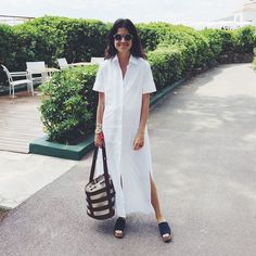 15 Super Chic Black & White Summer Looks   Visual Therapy