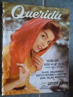 """ANOS DOURADOS: IMAGENS & FATOS: IMAGENS - Revista: """"QUERIDA""""1958"""