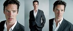 Benedict Cumberbatch. Delightfully British. I'll take one please.