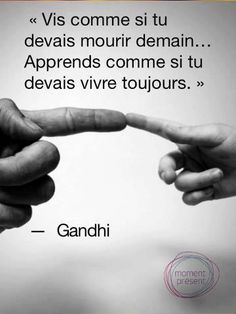 Citation Gandhi – A Fleur de Mots The Words, More Than Words, Quote Eyes, Citation Gandhi, Gandhi Quotes, 13. November, Eyes Closed, New Beginning Quotes, Friendship Day Quotes