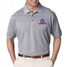 EZ Corporate Clothing has all of your needs for Uniform Company Polos, including Tall Size Customized Polos. These feature your corporate logo embroidered on the left chest and come from our most durable brands like Port Authority, UltraClub and more. Whether you need Customized Tall Size Performance Polos, Pique Polos or Silk Touch Polos, we have them ready for you.