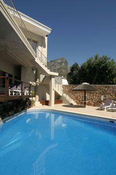 pool area Table Mountain, Mountain View, Air Conditioner Heater, Private Garden, Free Wifi, Entrance, This Is Us, Villa, Yard