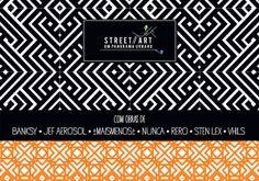 """A rua pode ser considerada o palco de muitos artistas. Até o dia 20 de abril, a exposição """"Street art: um panorama urbano"""", ficará disponível para visitação, de terça a domingo, das 9h às 19h,  no Caixa Cultural, em São Paulo."""