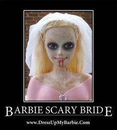 horror barbie games
