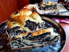 Hungarian Cuisine, Hungarian Recipes, Croissant Bread, Ring Cake, Fun Desserts, Paleo, Food And Drink, Cooking Recipes, Favorite Recipes