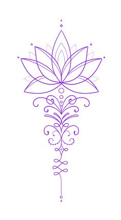 Flower Outline Tattoo, Lotus Outline, Butterfly Mandala Tattoo, Tattoo Outline Drawing, Butterfly With Flowers Tattoo, Flower Spine Tattoos, Lotus Flower Tattoo Design, Outline Art, Outline Designs