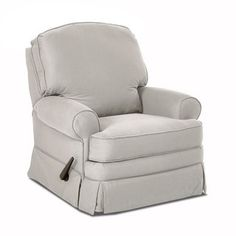 Made to Order Bingham Swivel Gliding Reclining Chair | Overstock.com Shopping - The Best Deals on Recliners