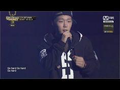 바비(BOBBY) - '가(GO)' 0814 Mnet SHOW ME THE MONEY 3 - YouTube
