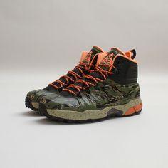 buy online c9383 6766e CNCPTS   Nike Zoom MW Posite (Black Total Orange)