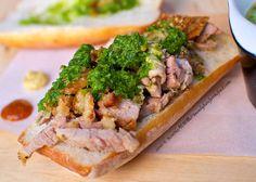 Porchetta Sandwich  from Meat & Bread in Vancouver