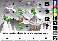 Winter Math Riddles Winter Games, Question Mark, Riddles, Puzzles, Map, This Or That Questions, Puzzle, Location Map, Guessing Games