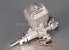 With its easy starting characteristics and reliable low-maintenance running the RCG 30cc is an excellent engine. RCG engines have proven themselves the world over for quality and reliability.