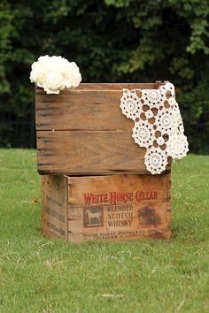 Very cute bottom crate!