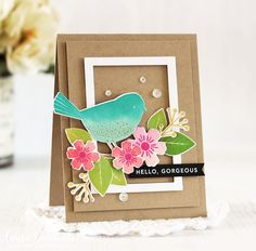 Introducing Infinity Frames & Infinity Frames Sentiments - Just Give Me Stamps...
