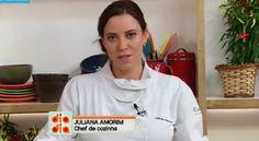 #gastronomiacontemporânea  #contemporaryrestaurant Chef Juliana Amorim no Dia a Dia | Daniel Bork | Band. Ecully Gastronomia. Novembro de 2015.