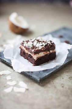 Amazing Brownies by Fair & Square Brownies will be on offer at Brunel Square Market.
