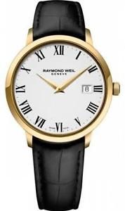 Raymond Weil Toccata Cuero Hombre Reloj 5488-PC-00300