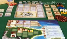 Puerto Rico is ranked #5 at Quirky Momma in Top 10 Strategy Board Games for Families