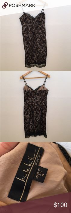 Nicole Miller collection lace dress Beautiful lace dress Nicole Miller Dresses