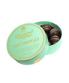 #Charbonnel #Mint Truffles